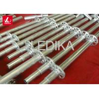 Buy cheap Layer Truss Array Speaker Scaffolding Truss Using For Outdoor 1000×2000 Mm from wholesalers
