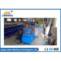Buy cheap 30KW full automatic strut channel roll forming machine equipped automatic from wholesalers