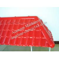 Quality Anti-UV, weather resistant, sound and heat insulation spanish roof tiles for sale