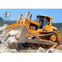 Quality 430HP Elevated Sprocket Hydraulic Bulldozer SD9  Brand Crawler Bulldozer 430hp SD9 yellow color for sale