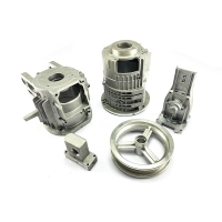 Buy cheap Astm B179 ADC10 Aluminum Alloy Casting Chrome Plating Surface from wholesalers
