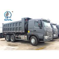 Quality 6x4 18M3 Sinotruk HOWO 336 Hp New Condition Diesel Fuel Type Dump Truck With Q345 Steel Heavy Tipper for sale