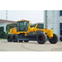 Quality Custom D6114 ZG14B Motor Graders GR200 with ISO Certificate , 16T Payload for sale