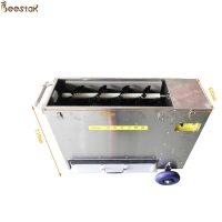 Quality Beekeeping Equipment Electric Bee Brush With Contianer Bee Hive Tool for sale