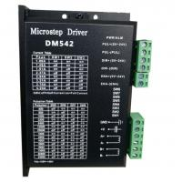 Buy cheap 57 / 60 / 86mm CNC Stepper Motor Driver Kit Digital Stepper Controller DM542 from wholesalers