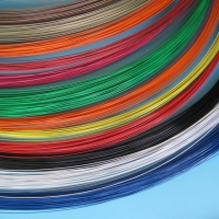 Quality Round Zinc 0.05mm Polymer Coated Wire For Agriculture for sale