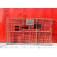 China 5×75mm Welded Gabion Baskets For Shore Protection Less Transport Freight on sale