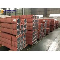 Quality Large Aluminum Alloy Extrusion Profiles Customizable 10mm - 6000mm Length for sale