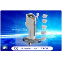 Quality Abdomen Cellulite Reduction HIFU Machine 10 Inch Color Touch Screen for sale