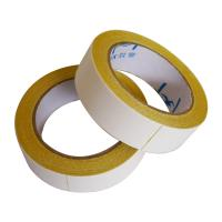 Buy cheap 350mic thick Double Sided Carpet Tape Hot Melt Adhesive Exhibition Carpet from wholesalers