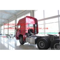 Quality HOWO7 10 Wheels Head truck of 371hp Right Hand Drive EuroII SINOTRUCK for sale