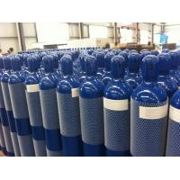 Buy cheap 25L - 52L Seamless Steel Compresses Gas Cylinder For High Purity Gas ISO9809-1 from wholesalers