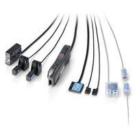 Quality Keyence RGB Digital Fiberoptic Sensors Amplifier Unit & Sensor Head for sale