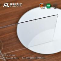 Quality ESD Fire Resistant Acrylic Sheet For Operating Room Of Medical Center for sale