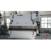 Buy cheap Servo Control Precision 400T CNC Hydraulic Press Brake Gooseneck Punches & Die from wholesalers