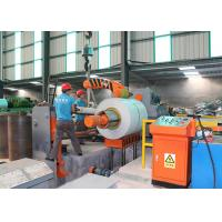 Buy cheap High Strength Panel Production Line , Cold Room Panel Machine Low Water from wholesalers