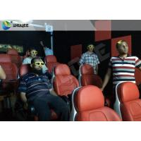 Quality Fresh Experience 7D Movie Theater Fluent System Completely System Solution For Fun for sale