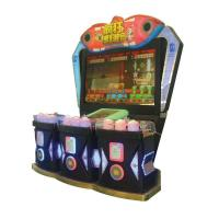 Buy cheap Coin Operated Shooting Zombies Arcade Game Arcade Dart Machines For Coin from wholesalers