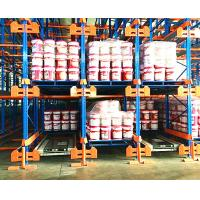 Quality Warehouse storage automated smart pallet shuttle system radio shuttle racking for sale