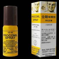 Quality 15ml Plant Procomil Delay Spray For Man Premature Ejaculation Killer External Use Only for sale