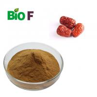 Buy cheap Red Jujube Date Natural Nutrition Supplements With Polysaccharides Food Grade from wholesalers