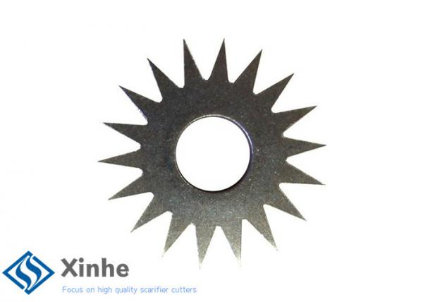 Buy Scarifier Parts & Accessories Steel Star Cutter 18 Point  For Milling Planers at wholesale prices