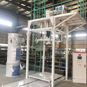 Quality 1 Ton Amino Acid Fertilizer Jumbo Bag Packing Machine for sale