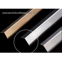 Quality 25mm Right Angle Stainless Steel Wall Protection Corner Guards For Airport for sale