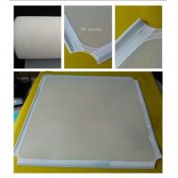 Quality 12GG White Flour Bolting Cloth , 250 Micron Nylon Mesh 0.1m - 3.7m Width for sale