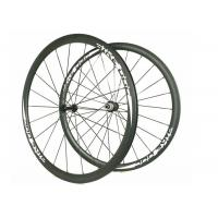 Quality BIKEDOC Carbon Fiber Wheel White Color 38MM 700C EN Standard 700C For Race for sale
