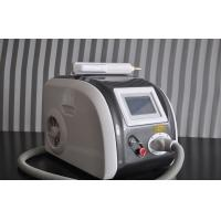 Quality Portable 1064nm and 532nm Laser Tattoo Removal Machine Skin treatment laser hair tattoo removal machine for Beauty Salon for sale