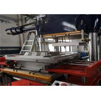 Buy cheap Large Injection Volume Horizontal Rubber Injection Machine Both Sides Push Mould from wholesalers
