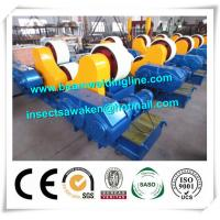 China 80T PU Welding Rotator For Pipe Engineering , Welding Turning Rolls With PU Wheel on sale