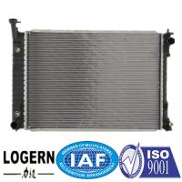 Quality Cross Flow FORD Car Radiator Used In  Mercury Villager / Nissan Quest 99-02 for sale