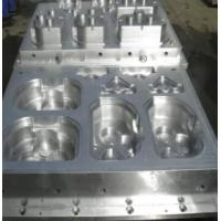 Quality Pump Diversion Shell EPS Foam Mould With 0.005 - 0.01mm Machining Tolerance for sale