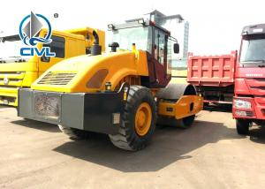 Quality Road Roller Compactor Road Maintenance Machinery With Single Drum 20t Road Construction Equipment for sale