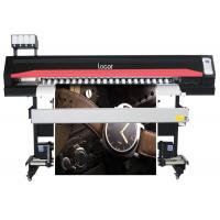 China DX5 One / Two Head Digital Flex Printing Machine Sign Printing Equipment For Advertising on sale