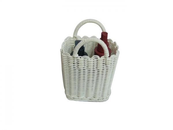Buy Small Bath And Body Beauty Cosmetic Gift Basket With Handles for Men at wholesale prices