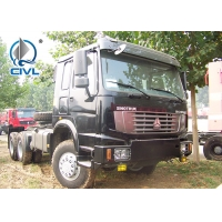 Quality SINOTRUK Prime Mover Taruck 6X4  Tractor Truck Euro2 336 HP Tractor Truck 10 Wheels Color Option for sale