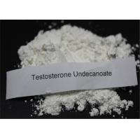 Quality Injectable Testosterone Anabolic Steroid Testosterone Undecanoate For Bodybuilging CAS 5949-44-0 for sale
