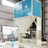 Quality 360 Bags / Hour Zeolite Granular Dry Sand Packaging Machine for sale