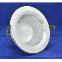 Quality Pure White kitchen Recessed LED bathroom Downlight , Led down lighting fixtures for sale