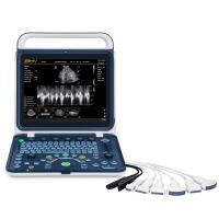 China BPU60 portable veterinary color Doppler ultrasound with superior image on sale