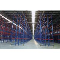 Buy cheap Cold Rolled Heavy Duty Warehouse Shelving Units ISO9001 Certification from wholesalers