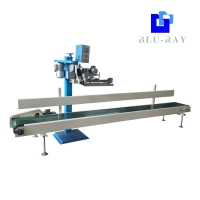 Quality CE 500bags/Hour Electric Sack Filling Plastic Bag Sewing Machine for sale