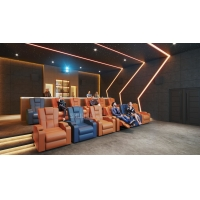Quality Home Cinema System Experience With Speaker , Projector And Screen System for sale