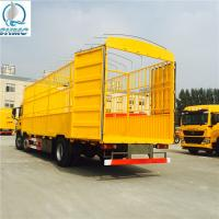 Buy cheap Double Containers Promo Sino Semi Trailer Trucks Low Bed 90# 3.5 Inch King Pin from wholesalers