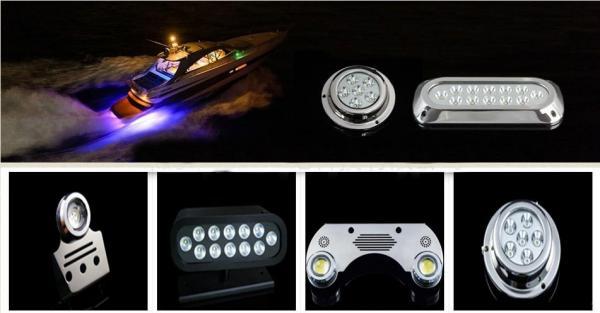 Buy RGB LED 36W high power boat underwater led light led boat light led marine light at wholesale prices