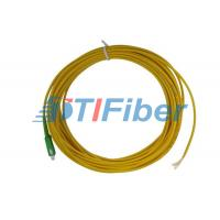 Quality 2.0mm 3.0mm Fiber Optic Pigtail Simplex , Duplex with ROHS Certificate for sale