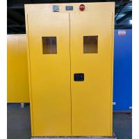 Buy cheap ZOYET explosion proof Gas cylinder safety storage cabinets for 2 gas cylinder from wholesalers